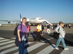 Müde Petra in Windhoek