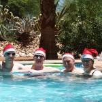 Weihnachten in Bitterwasser bei 35°