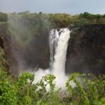 Victoria Falls per Pedes